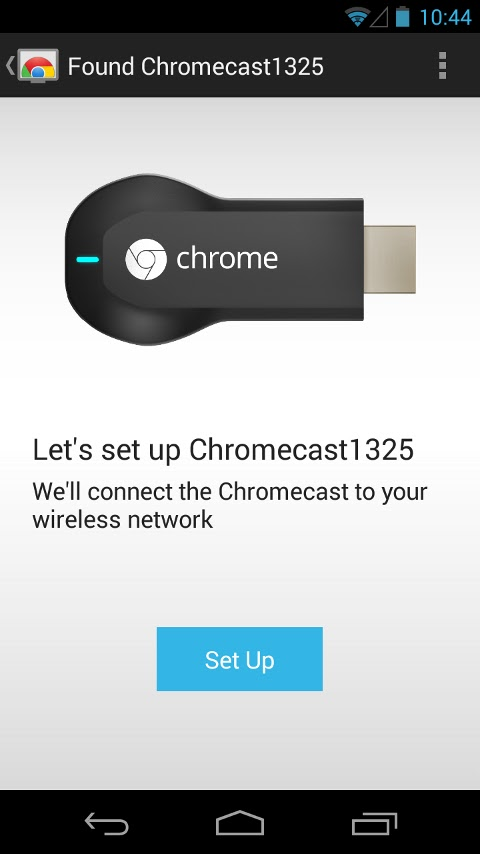 how to play mkv files on chromecast from android