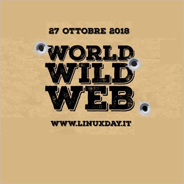 Il Linux Day 2018 è all'insegna del World Wild Web