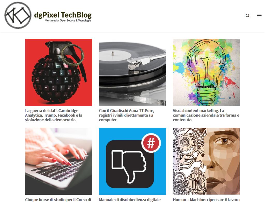 New TechBlog Site